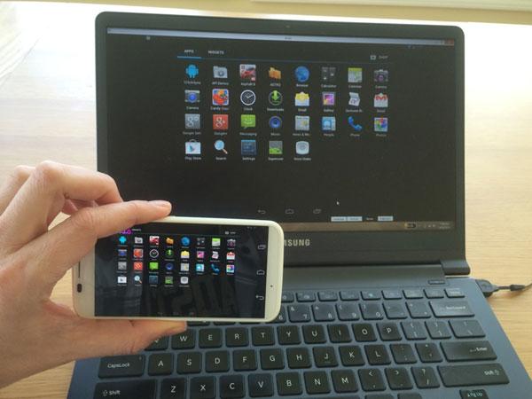 эмулятор андроида Andy скачать - фото 8